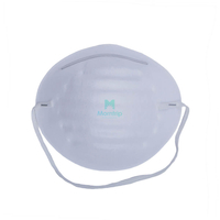 3-5 Layers Filter Efficiency 95% Non-woven Particulate Protective Dust Mask