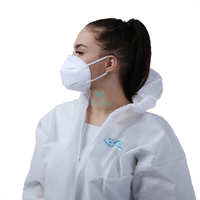 Wholesale NIOSH Approved Surgical Vertical Fold Respirator