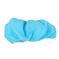 Comfortable Health Care Medical Non Woven Disposable Shoe Cover