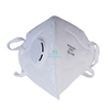 Morntrip Filter Efficiency 95-99% Cheap Safety Non Woven FFP2 Mask with Aluminum Strip