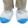 Disposable PE CPE PP SMS Microporous Plastic Nonwoven Waterproof Anti Slip Nonskid Shoe Cover