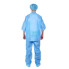 High Quality Disposable Scrub Suits Isolation Suit SMS Non-woven Long Sleeve Scrub Suits