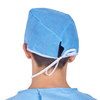 PP Material Doctor Surgeon Cap With Tie