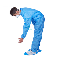 Wholesale Breathable Short Collar Style SMS Non Woven Painting Disposable Coverall